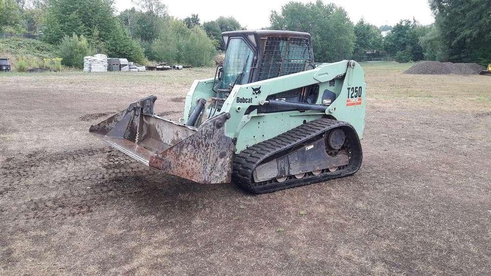 Bobcat T250 - 2019 for sale | Tradus