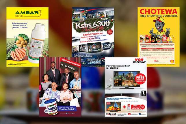 Digital Printing and Offset Printing Nairobi CBD - image 3