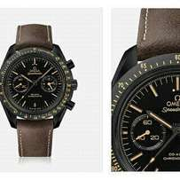 Omega Speedmaster leather strap Wristwatch