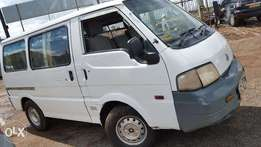 Clean Nissan Vanette on quick sale KBZ for 355k