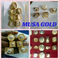 Pure Real gold 750 Italy gold 18carrat
