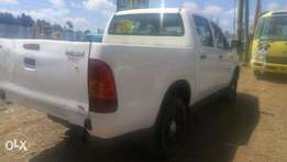 Toyota Hilux doublecab manual Diesel on offer