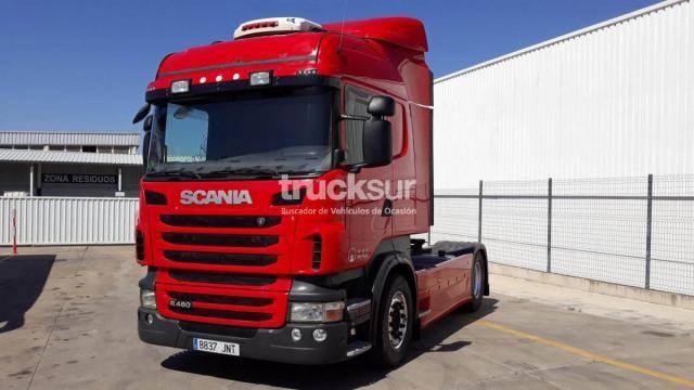 Scania R480 - 2010
