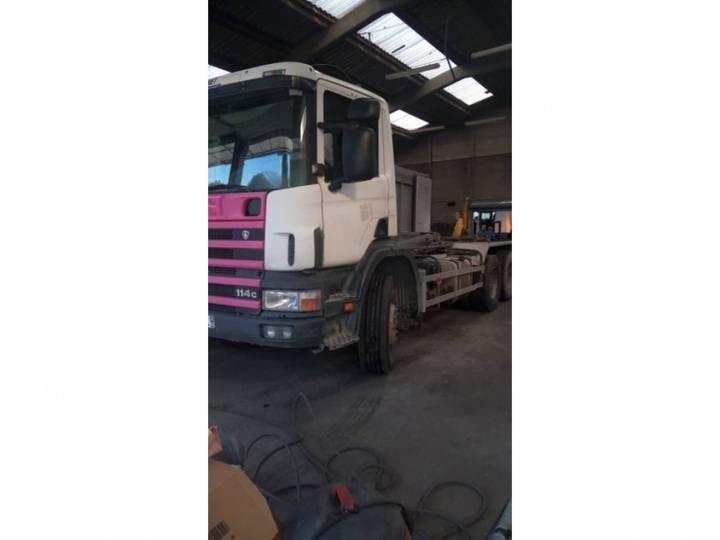 Scania 114 340 6x4 - 2004