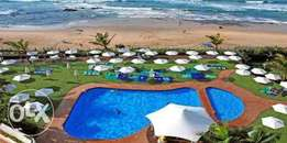 Umhlanga Sands 23-27 May Tues-Sat 4 slp R 3999