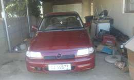 opel astra for sale 28k