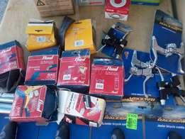 Bicycle spares new lot