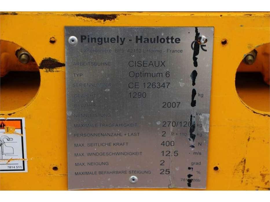 Haulotte OPTIMUM 6 - 2007 - image 7