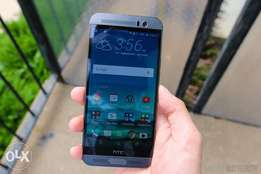 "HTC one M9 plus. Ksh 31499. 3GBRam/32GBRom/5.2"". 20Mp Cam. +Delivery."