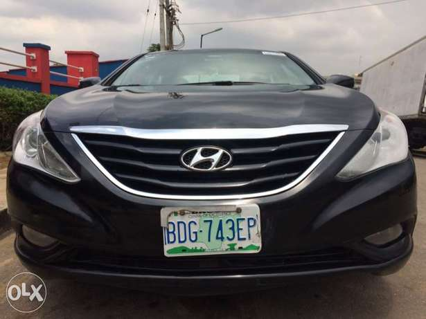 Best offer for super clean Hyundai Sonata for sale! Ikeja - image 1