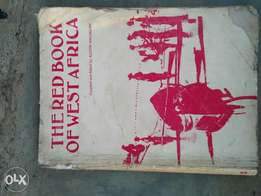 Red Book of West Africa (used)