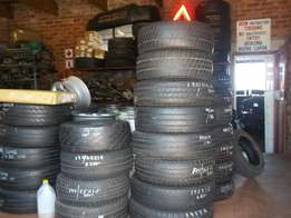 "Second Hand Tires, Bande 12"", 13"", 14"", 15"", 16"", 17"", 18"", 19"", 20"""