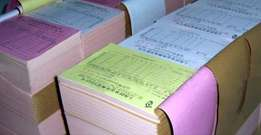 Receipt book,Invoice book,Quotation book,printing and delivery