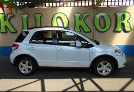 Suzuki SX4 2.0 Stock no: 15803