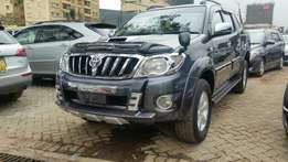 Super clean Toyota Hilux double cabin 2010 model.Buy on hire-purchase