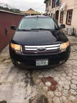 Very clean and working perfect 2008 ford edge