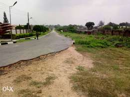 Plot of land close to baale oshuntokun's house, jericho, for sale