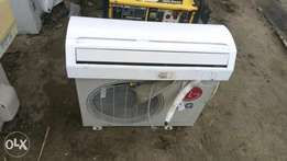 LG 1.5HP Split Units AC with All Accessories