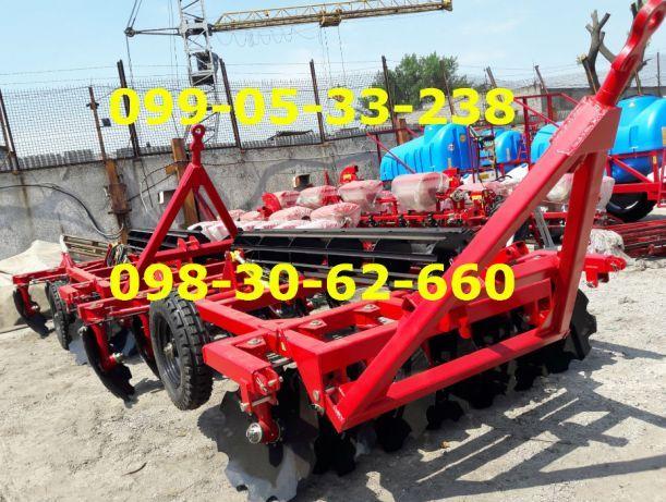Борона ДИСКОВАЯ для трактора 2.1-2.4-2.5 метра захвата для ЮМЗ, МТЗ Днепр - изображение 6