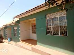 Very cheap cute two bedrooms for rent in Kira