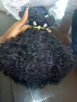 9k hair & turn it to a wig for free