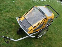 Explorer duo bike trailer / Stroller