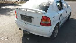 I'm breaking up my 1.6i 16v opel astra 2002 model for spares