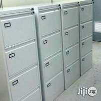4-Drawer Office Filing Cabinet