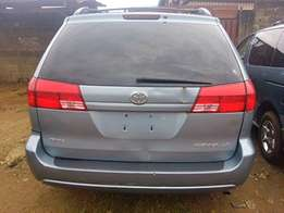 Awoof tokunbo 2004 Toyota sienna