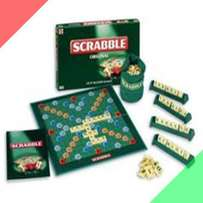 Professional Place Able Scrabble Board And Set