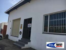 Small Workshop with Offices - Industrial East Nelspruit