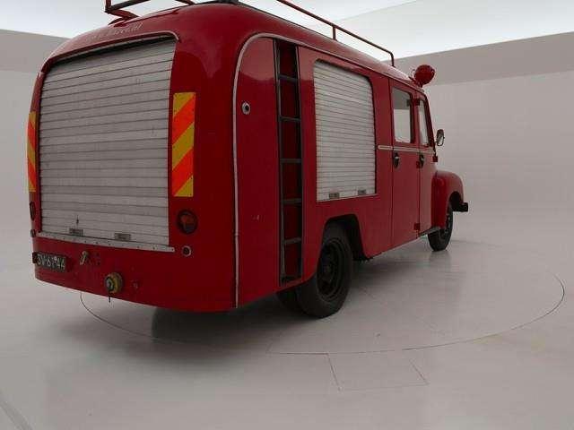 Oppsiktsvekkende Opel Blitz BRANDWEER IN ORIGINELE STAAT - 1961 til salg | Tradus LU-84