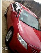 Very clean tokunbo Toyota Camry (2008)