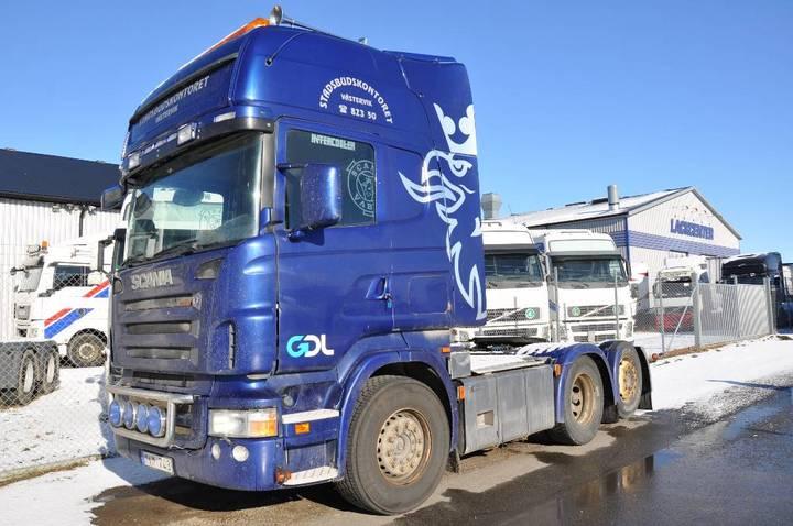Scania R380 6x2 - 2006