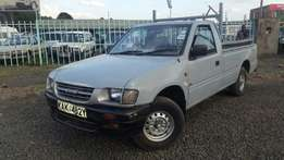 Isuzu tougher 1998 model in exemplary good condition