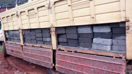 High quality stones from ndarugo,thika for sale(machine cut)