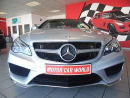 2013 Mercedes Benz E400 AMG Coupe