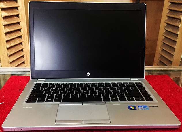 Hp Elitebook corei5 2.6ghz 4gb 500hd cam wifi dvdr Nairobi CBD - image 1