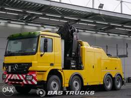 Mercedes Actros 4146 K - To be Imported