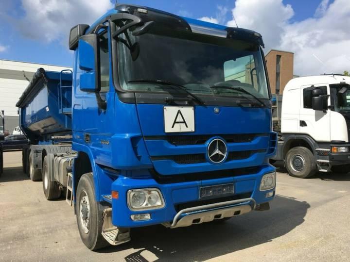 Mercedes-Benz Actros 2046 Kipphydraulik 4x4 - 2013