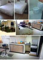 2 bedroom self catering and fully furnished to let near Kenmosa at 3k