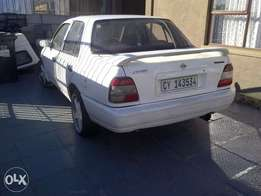 Nissan sentra 1.6 twin cam.