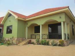 A four bed room crib seated on 50x100 at 350m in Kira - Namugongo