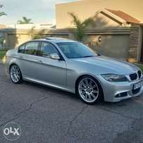 2010 bmw 325i m sport package with sunroof