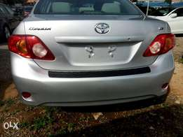 Very clean and Super neat 2010 Toyota Corolla. Lagos Clearing.