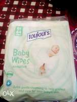 Toujours wipes