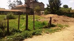 Prime (100x100) Piece of Land on Ngong Race course