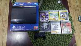 500GIG Ps3 in very good condition