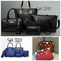 Quality leather bags for women