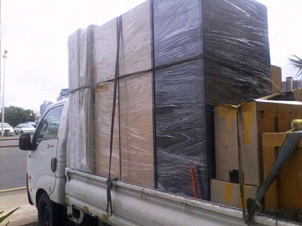 household removal/office furniture removal short and long distance Johannesburg CBD - image 2